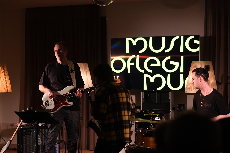 JZ Replacement feat. Tim Lefebvre zu Besuch bei «Musig im Pflegidach» in Muri.