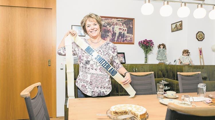 Hausfrau des Jahres und «Mrs. World»-Wahlen: Warum Myrtha Weber (65) heute nicht mehr teilnehmen würde