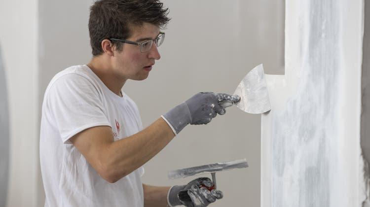 «Das ist unglaublich!»: Flumenthaler Gipser holt Bronze an den World Skills