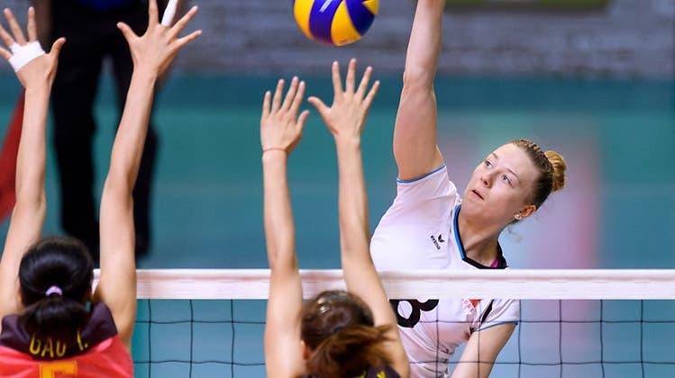 Die Münchensteinerin Maja Storck wechselt zum Dresdner SC