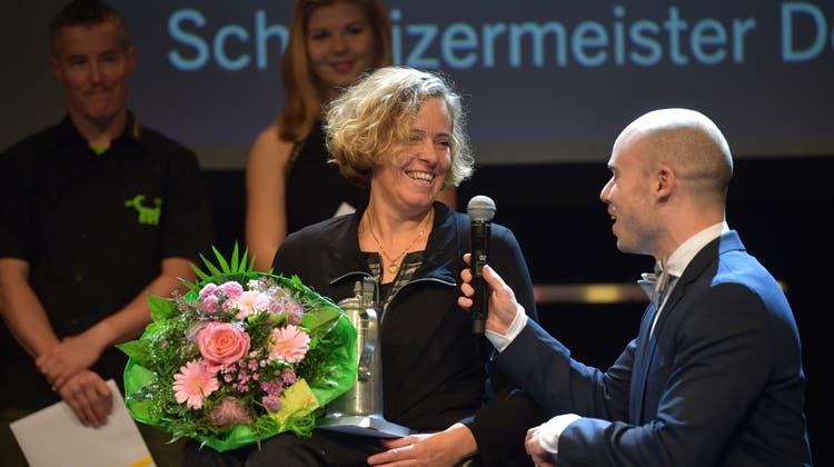 Karin Suter-Erath wird zum dritten Mal Basler Sportlerin des Jahres - auch Alex Wilson wird ausgezeichnet