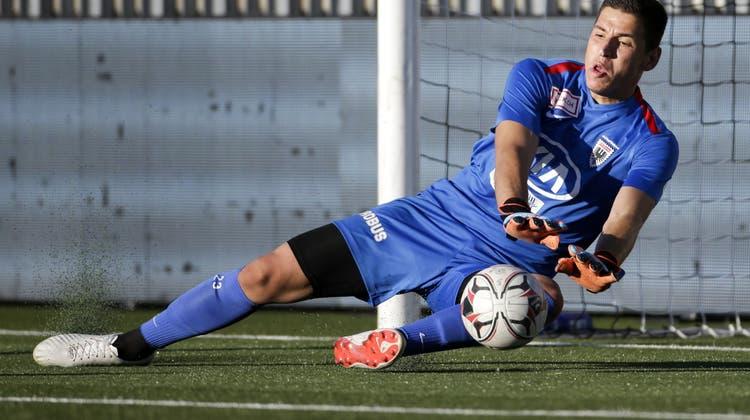 Der Saisonstart naht, doch der FC Aarau hat immer noch keinen Goalie
