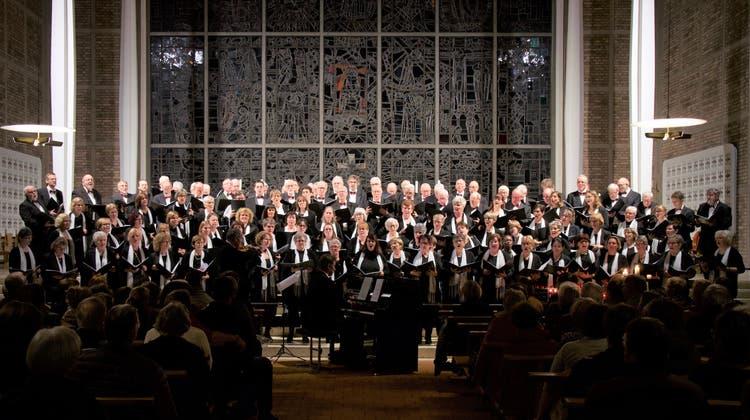 Festa Vocale «Fest der Stimmen» mit krönendem Abschluss in der St. Marienkirche Solothurn