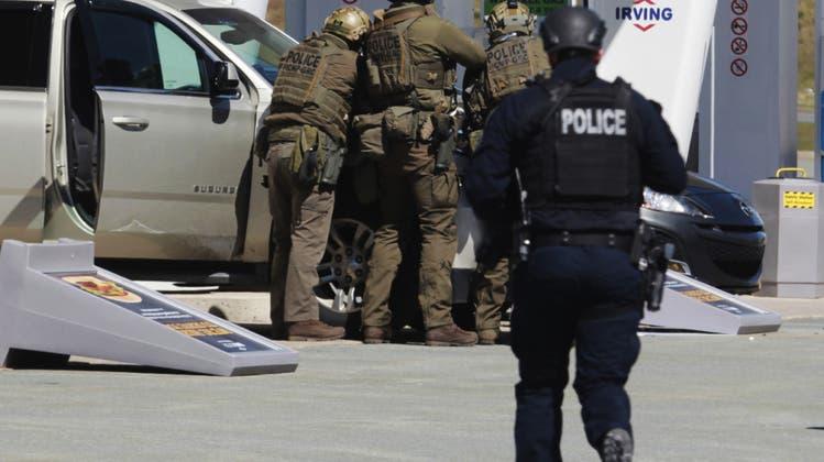 Schock nach Blutbad in Kanada: Mindestens 17 Tote in Nova Scotia