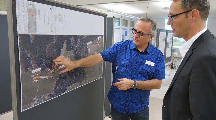 Die Vorbereitungen sind abgeschlossen — der Windpark-Entscheid fällt im 2021