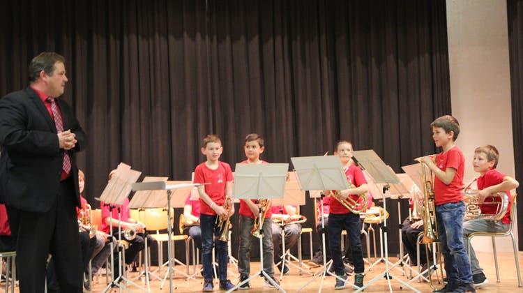 Kinderkonzert der Musikgesellschaft Dürrenäsch (MGD) feat. «Furioso» und «Furioso Gold»