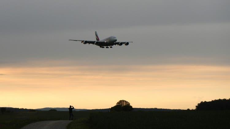 Oberglatter Grundeigentümer bekommt keine Entschädigung wegen Fluglärms