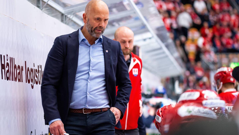 Tommy Sjödin wird per sofort Assistenztrainer des EHC Olten – er soll die Verteidiger besser machen