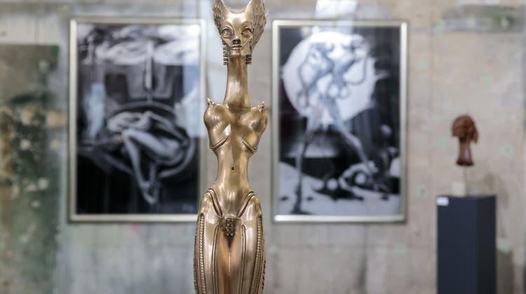 Alte Brennerei zeigt Kunst von Cuno Amiet bis H.R. Giger