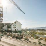 Der Altersheim-Bau schreitet voran – 2021 wird der Abschluss der Arbeiten erwartet