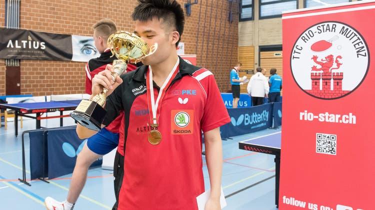 Sieg im Superfinal: Der TTC Rio-Star Muttenz ist Schweizer Meister