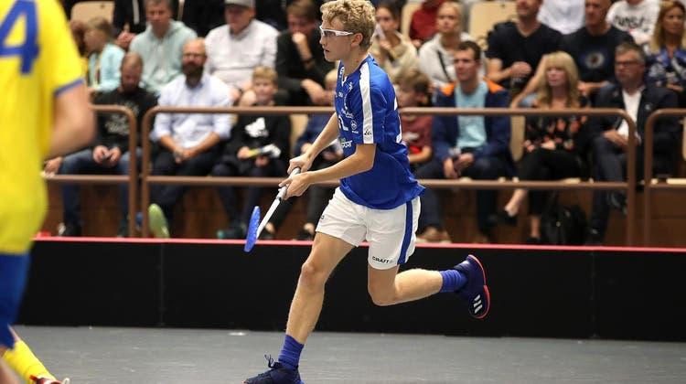 Finnische Nachwuchshoffnung für Unihockey Basel Regio