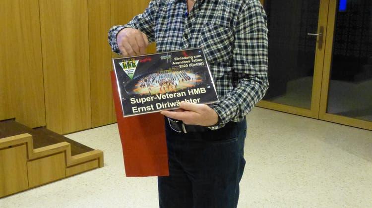 Präsident der Harmoniemusik Buchs übergibt nach zehn Jahren Amtszeit an Peter Ris