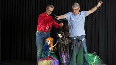 «Scarfuso's Figurentheater»:Wenn Marionetten zu Mahler tanzen