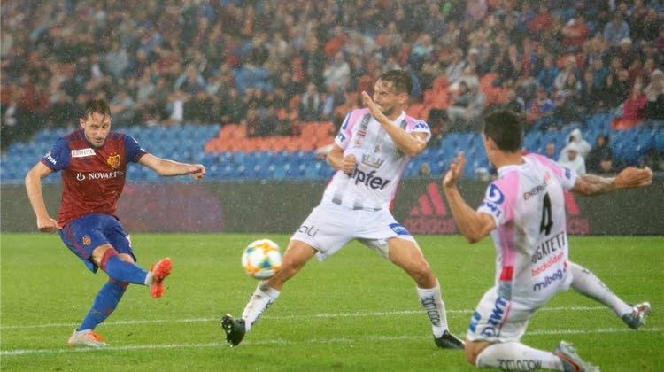Luca Zuffi vor dem kapitalen Spiel gegen Linz: «Manchmal ist es einfacher, wenn die Ausgangslage schwierig ist»