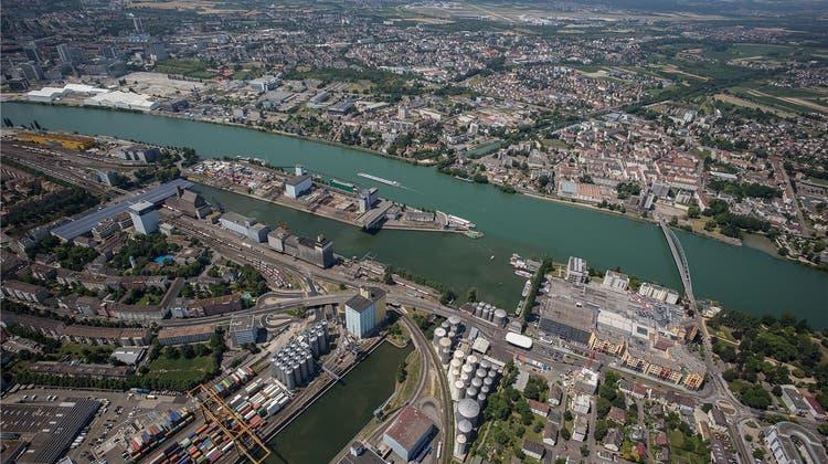 Zugang zum Hafengelände eingeschränkt