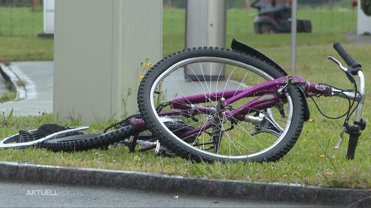 13-Jähriger wurde bei Mountainbike-Unfall schwer verletzt