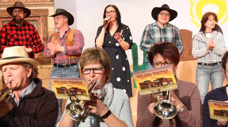 «The Voice of Daisy Town»: Das Suhrental verwandelt sich in den Wilden Westen