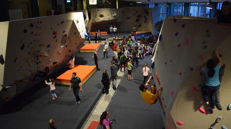 «hebdi»: So heisst die neue Kletterhalle im Baselland