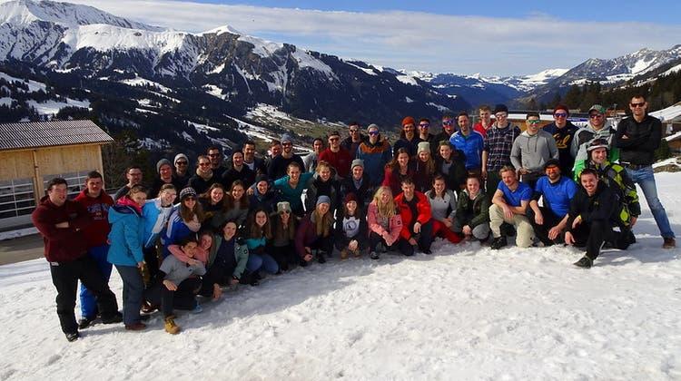 Skiweekend des Turnvereins und Damenturnvereins Wölflinswil