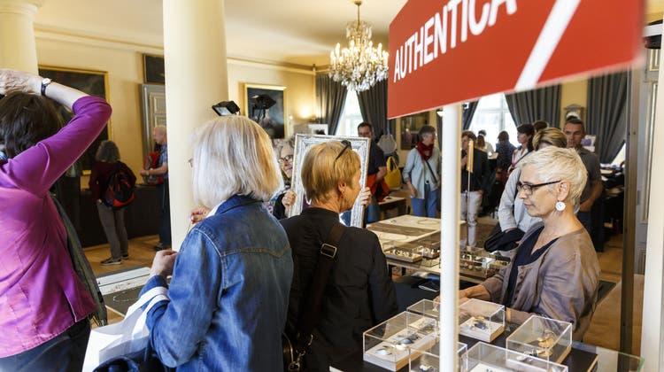 Nach Superstart besuchten noch 2600 Leute die «Authentica»