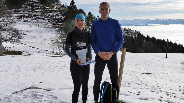 Über 50 Läufer am sportlichen Schlussstrich des Jahres in Bettlach