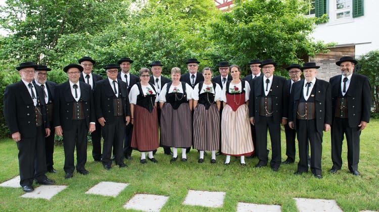 Die Stadt-Jodler Dietikon qualifizieren sich fürs Eidg. Jodlerfest 2020 in Basel