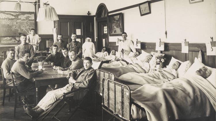 «Die Erkrankungen mehrten sich von Tag zu Tag»: So wütete die Spanische Grippe in Olten