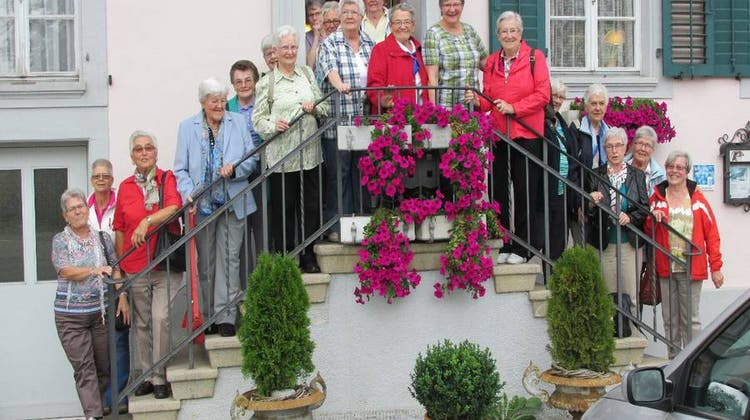 Jahresausflug der Seniorinnenriege des DTV