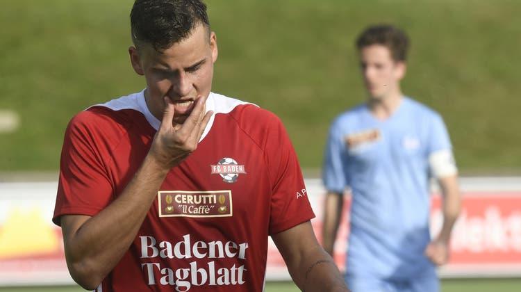 Missglückter Abschluss vor der Winterpause: Mit 0:1 unterliegt der FC Baden auswärts Delémont