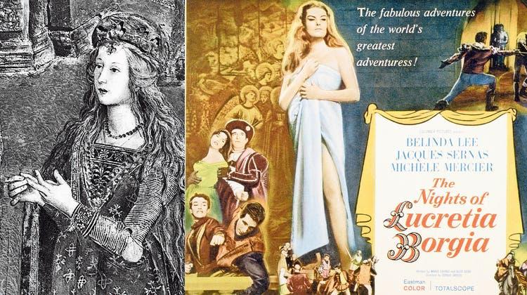 Verführerin und Projektionsfigur: Die Wahrheit über die Papsttochter Lucrezia Borgia
