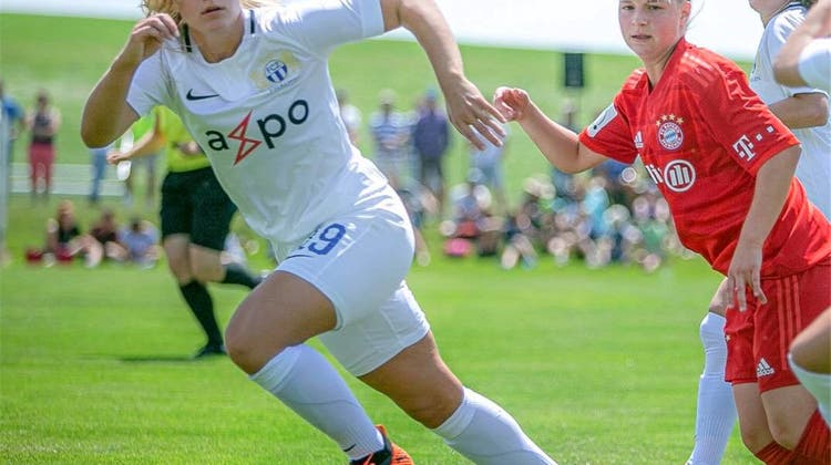 Vom Züribiet in die USA: Die ehemalige FCZ-Spielerin Leandra Flury lebt in Alabama ihren Traum