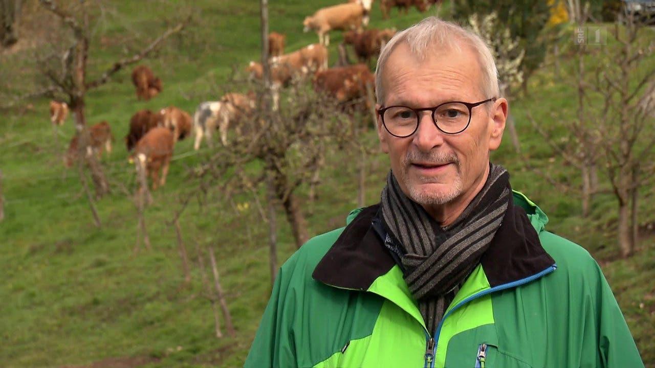 Louis Bischofberger aus Egerkingen