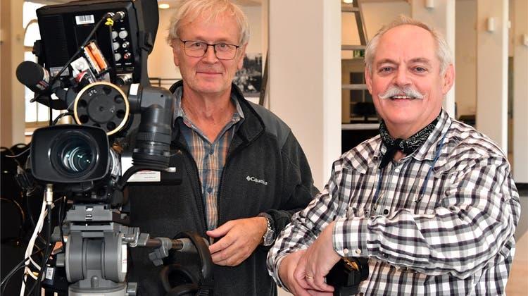 Für die Region aus der Region: Alf-TV filmt seit 22 Jahren