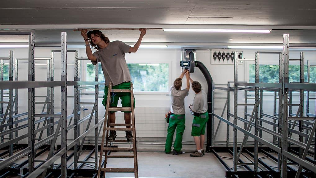 Ausgebildet und Arbeitlos: Gibt es weniger Stellen für EBA-Lernende auf dem Solothurner Arbeitsmarkt?