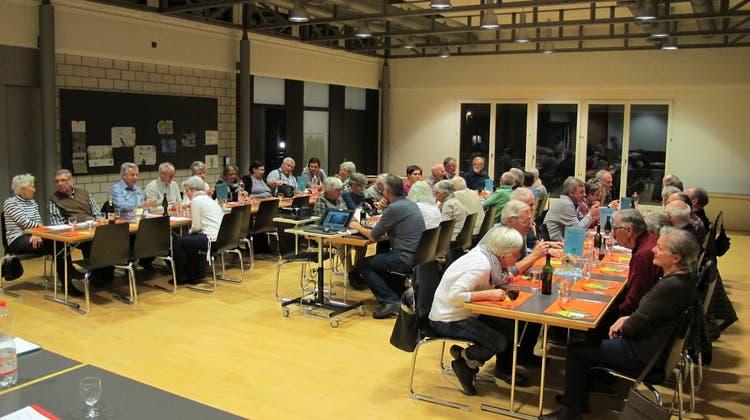 88. Mitgliederversammlung des Natur- und Vogelschutzvereins Niederrohrdorf