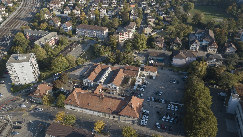 Preis von Schweizer Architekten für Bieler «Westast - so nicht!»