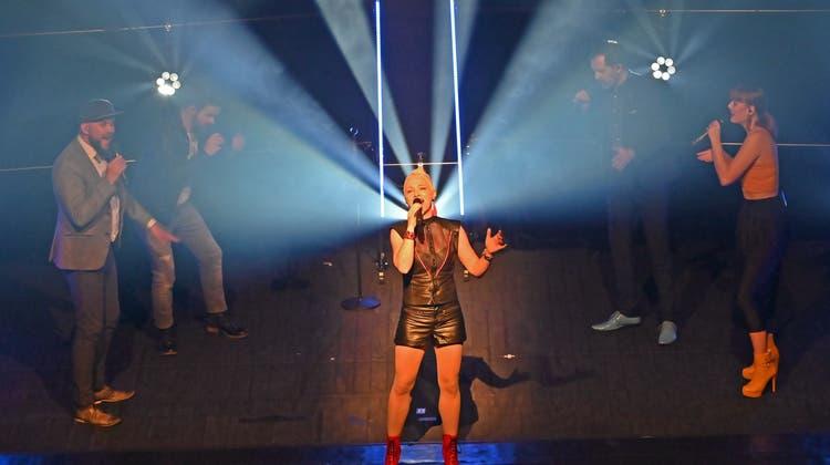 Berliner Band «Onair» rockte den Stadttheatersaal in Olten