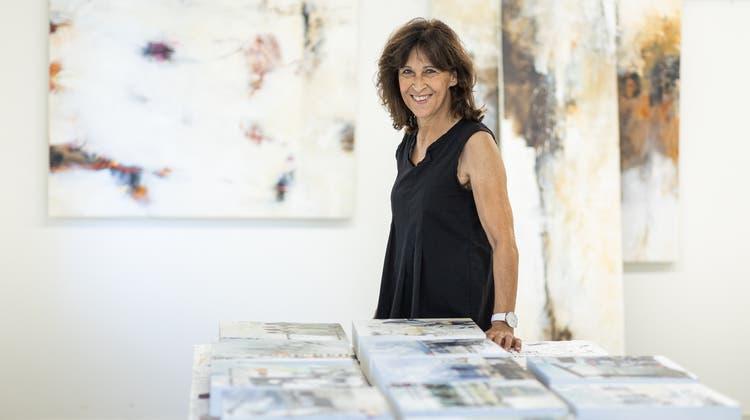 Künstlerin Doris Bosshard: «Ich habe aufgehört, während der Arbeit ‹Power-Musik› zu hören»