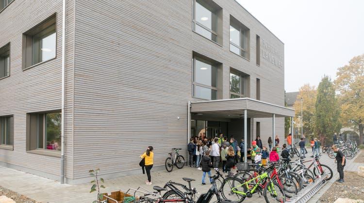 Primarschule und Kindergarten sind jetzt unter einem Dach
