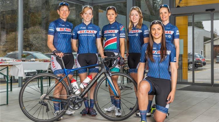 Fest im Sattel: Die Sulzerin Sandra Weiss blickt auf eine gute Radrennsaison zurück