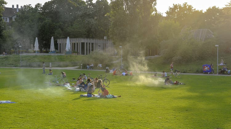 «Myy Ding» im St. Johanns-Park ist Geschichte