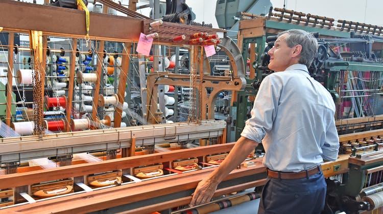 Dieser Bally-Nachfahre hält die Geschichte der Schuhfabrik am Leben
