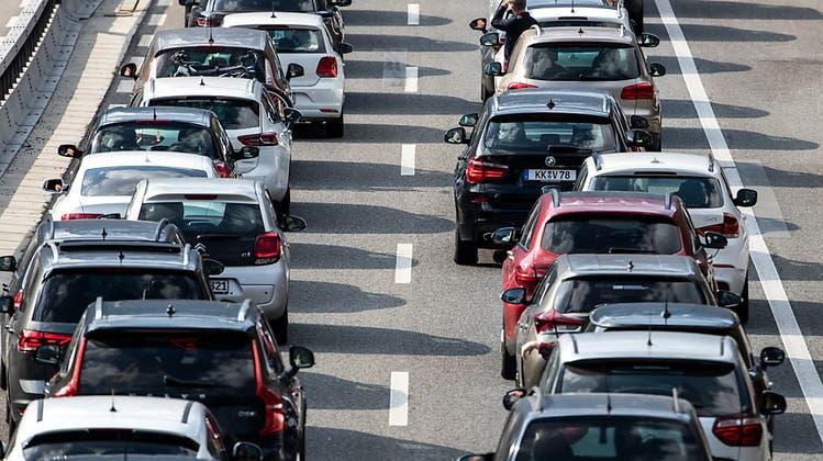 Deutsche Autobahn vor Basel wegen Kollision zeitweise gesperrt