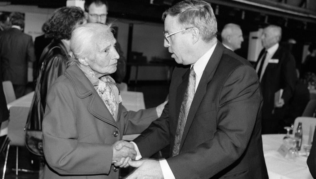 Bildergalerie zum 80. Geburtstag von Christoph Blocher