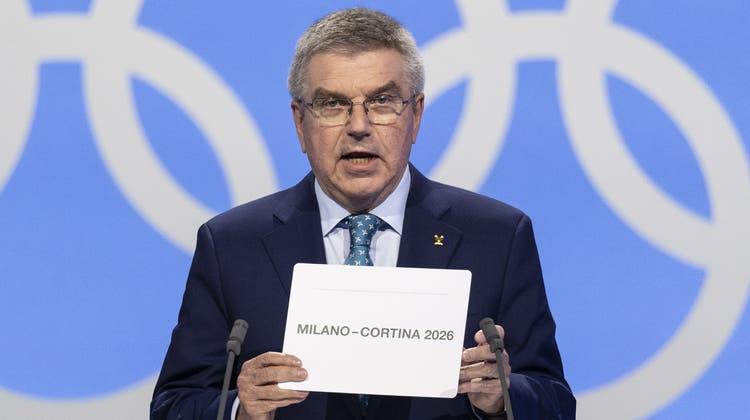 Kulinarisch die richtige Wahl: Die Olympischen Winterspiele 2026 finden in Mailand – Cortina d'Ampezzo statt
