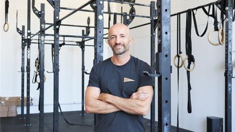 Aargauer Crossfit-Trainer: «Hier geht man an seine Grenzen»