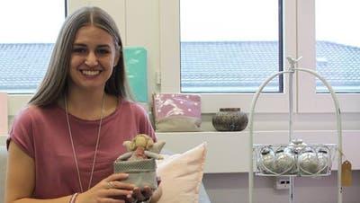 «Mein Herz brennt für das Schöne»: Mit selbstgemachten Waren beschreitet Stefanie Altorfer den Erfolgsweg