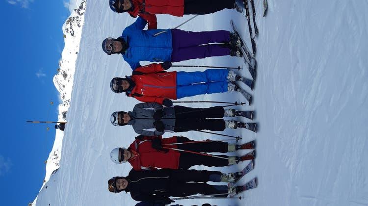 Skiweekend Damenturnverein Solothurn