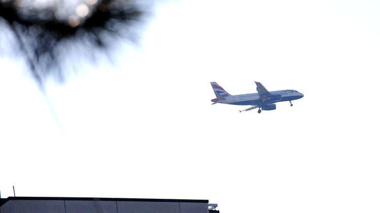 Südlandungen auf Euroairport wieder unter Grenzwert gesunken